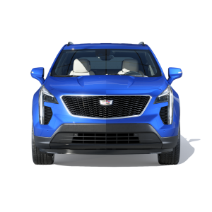 XT4 Summary Chapter front of vehicle