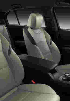 XT4 Interior Seats