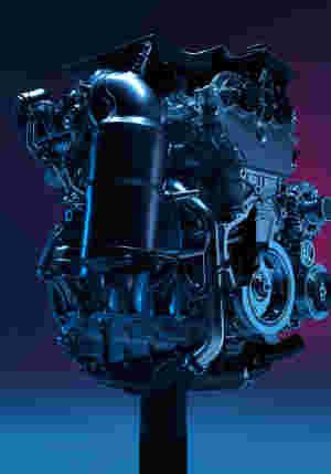 XT4 2.0L Turbocharged engine
